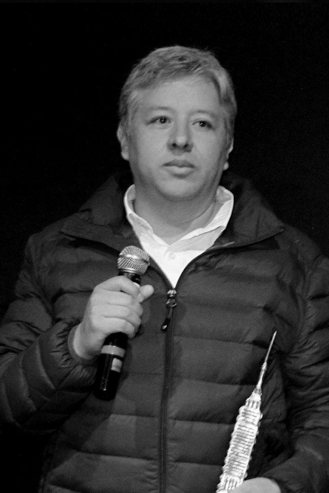 Gustavo Adolfo Pazmín Perea