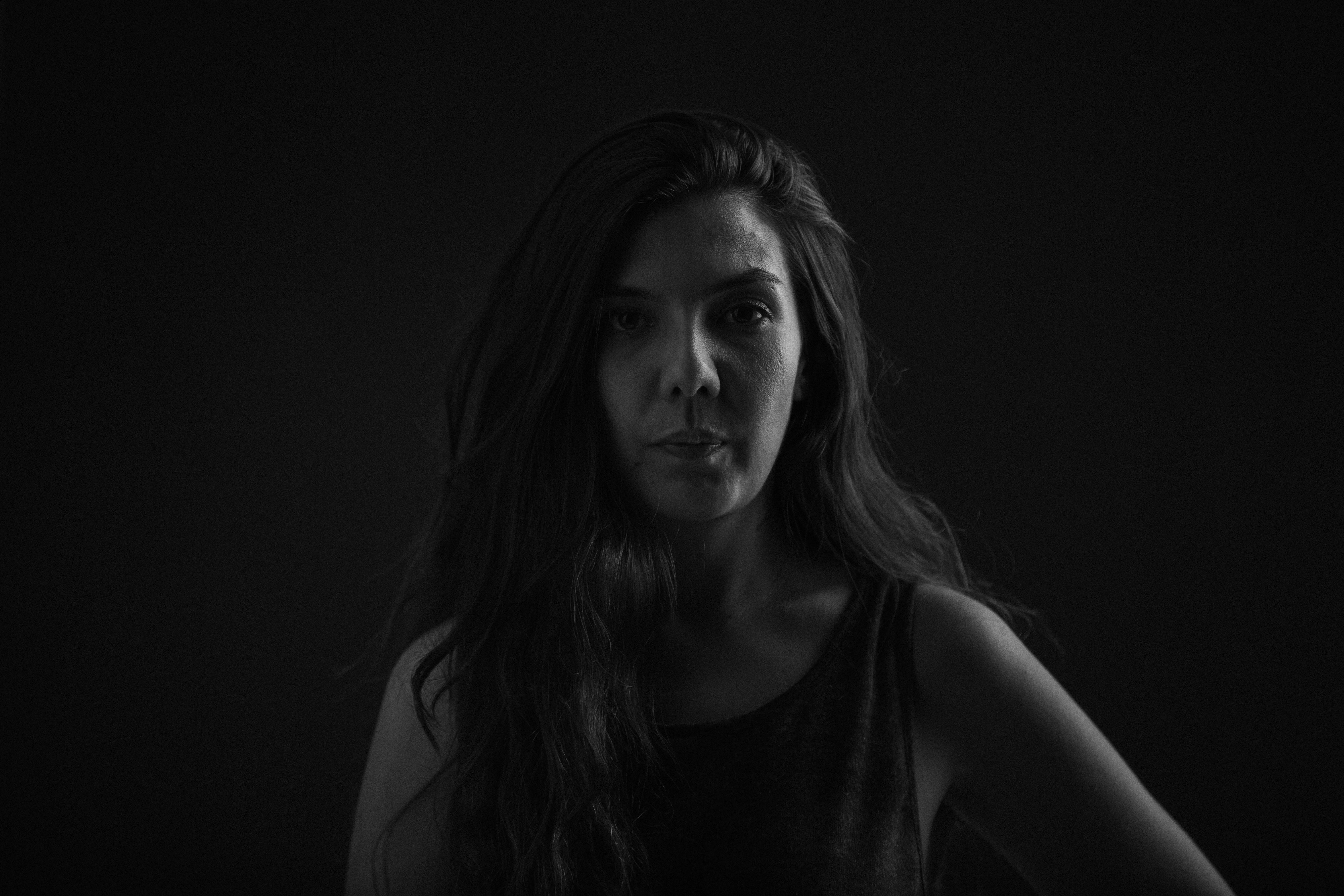Laura Mora, directora de Matar a Jesús. Fotografía: Julián Gaviria
